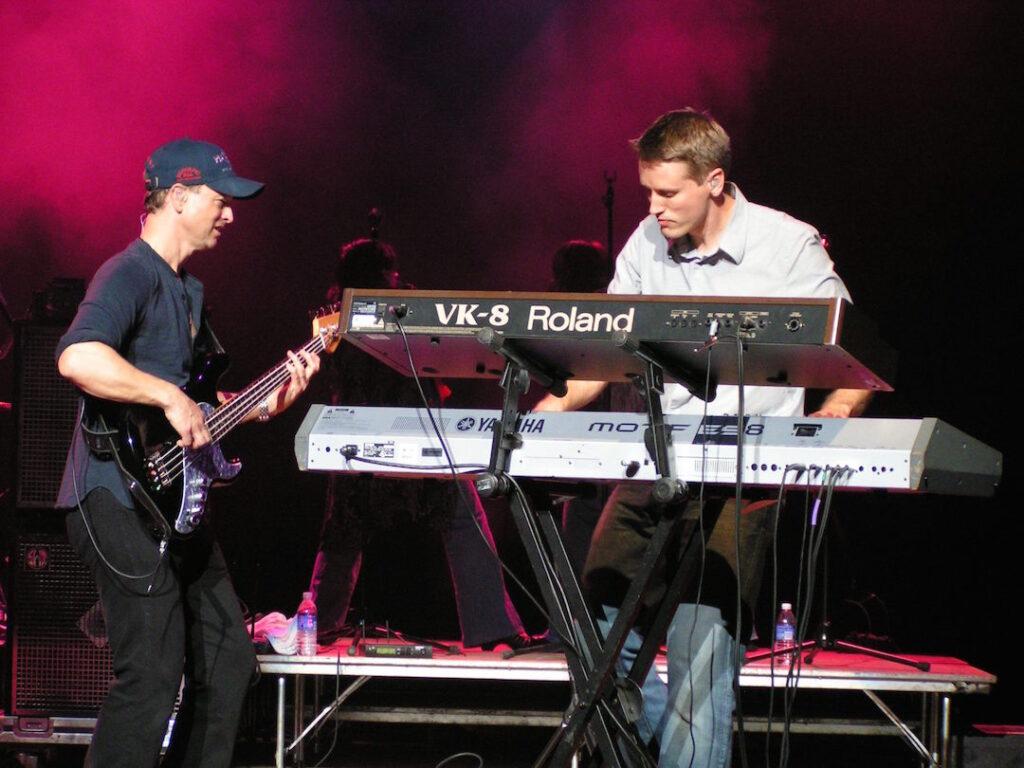 Gary Sinise / Lt. Dan Band